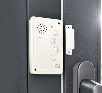 Detektory, senzory a alarmy