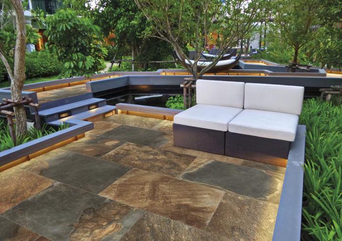 Fasády&terasy - materiál terasy